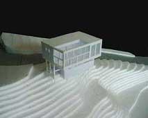 西熱海の斜面の家-1