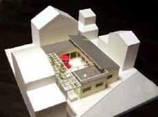 栃木県板倉市のコートハウス