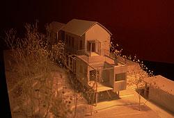 調布市・深大寺の家