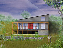 芦ノ湖高原の別荘計画