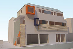 三鷹市の住宅